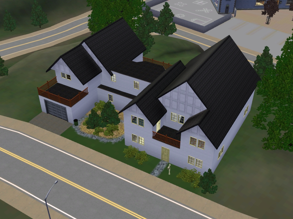La Casa Blanqueada