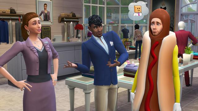 Vínci/6 вещей, которые вы должны попробовать, играя в качестве владельца бизнеса в дополнении «The Sims 4: На работу!»