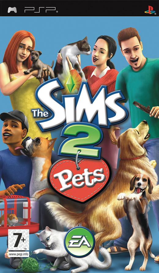 The Sims 2: Pets (на консолях)