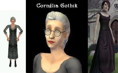 Cornélia Gothik