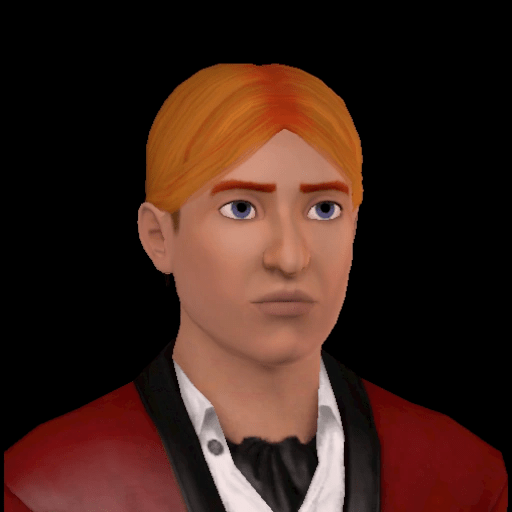 Lane Clementson (After Sims 3)