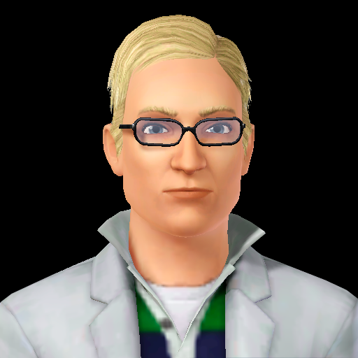Malcolm Landgraab (Villager number 7654)
