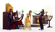 Sims4 Vampiros render6
