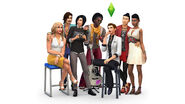 The Sims 4 Gender Update Render