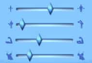 CAS - Modifications du corps (Les Sims 3).png