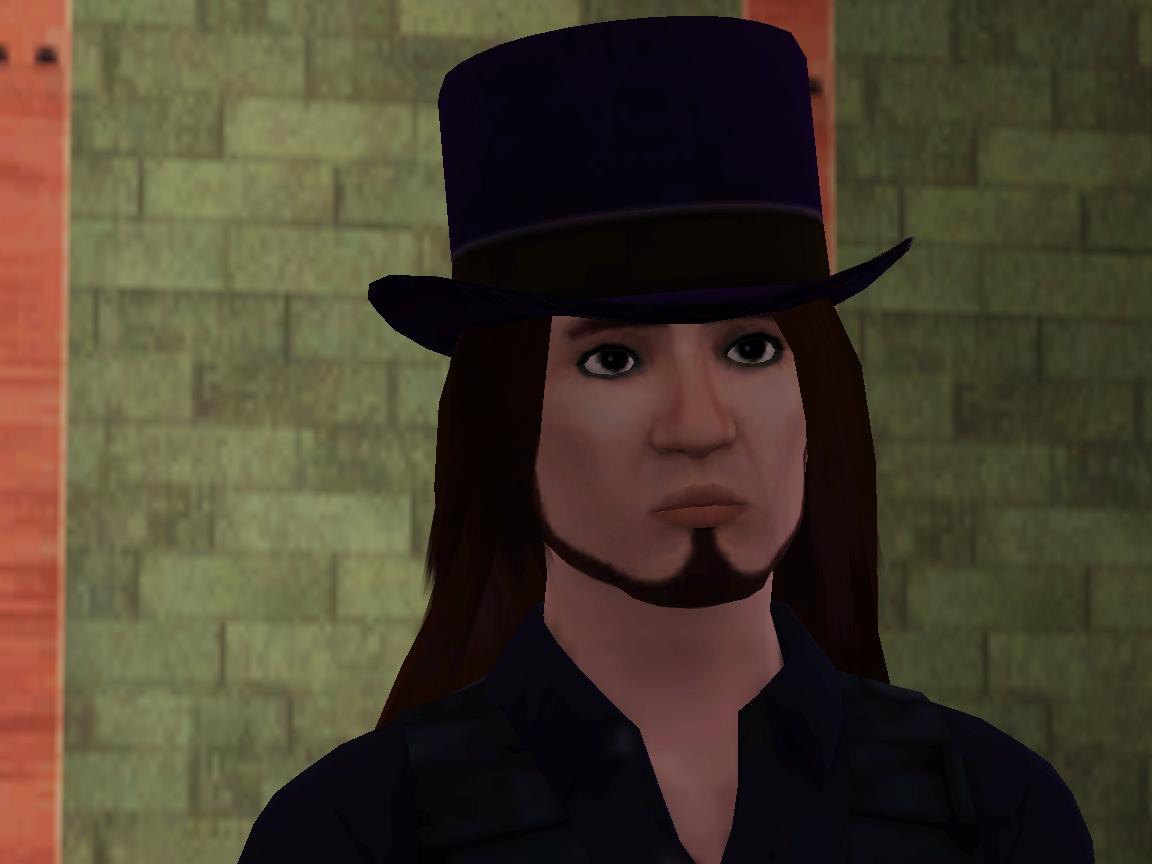 Gunther Goth (A Sim's Tale)