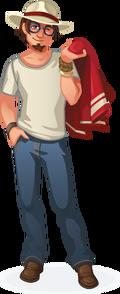 The Sims Social Render 04
