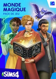 Couverture Les Sims 4 Monde magique.jpg