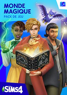 Les Sims 4: Monde magique