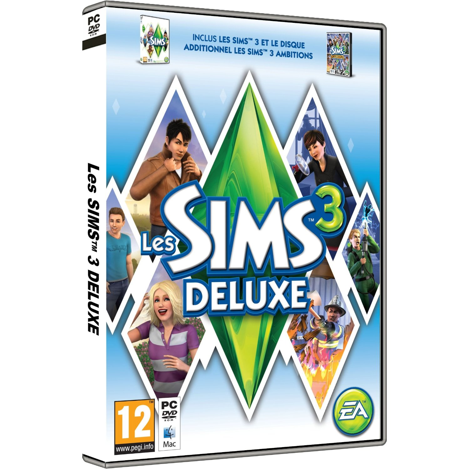 Les Sims 3 Deluxe