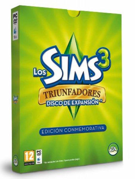 Los Sims 3: Triunfadores - Edición conmemorativa