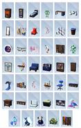 Sims4 Cuarto de Niños Objetos
