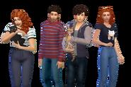 Lincoln croft family 9