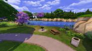 Pendula View - Creek