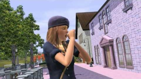 The Sims 3 Мир приключений - Китай