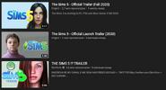 Фан-трейлеры к The Sims 5