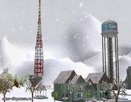 Riverblossom Hills Winter