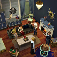 Sims4 Glamour Vintage 8