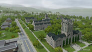 Sims University View