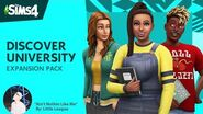 """""""Aint Nothin Like Me"""" by Little League The Sims 4™ Discover University Trailer Song"""