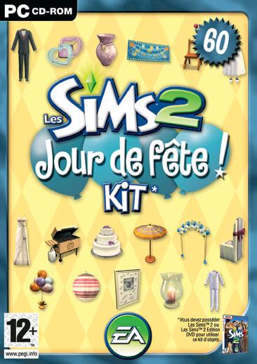 Les Sims 2: Jour de fête!