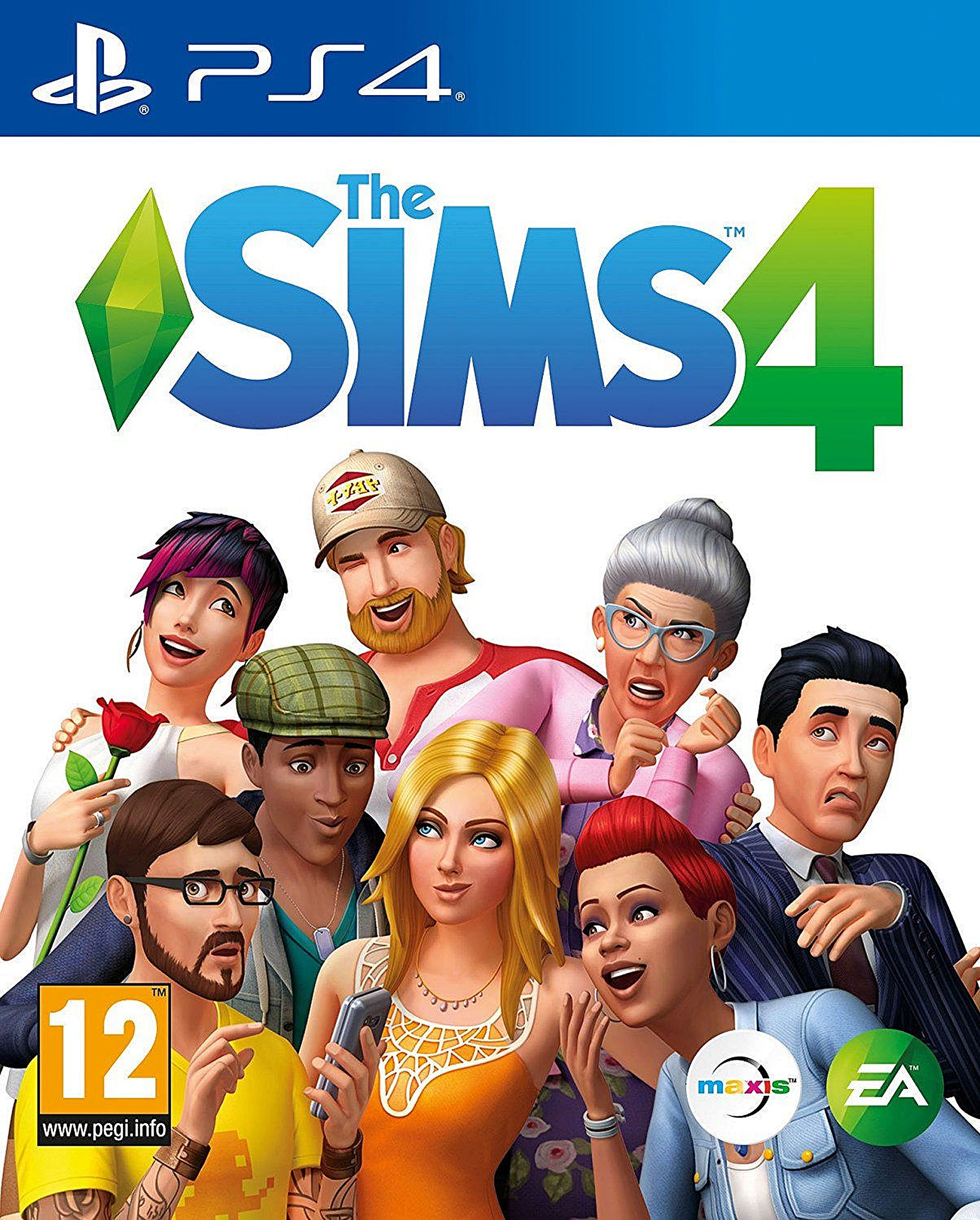 The Sims 4 (на консолях)
