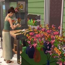 Abren negocios - Estación de creación de ramos florales.jpg