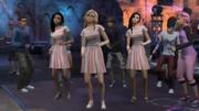 GT Sims dancing