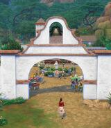 Sims4 Aventura en la Selva 6
