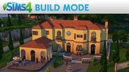 The Sims 4 Build Mode Official Gameplay Trailer