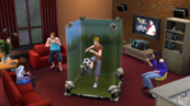 The sims 4 football simulator