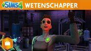 De Sims 4 Aan het Werk Officiële Wetenschapper Gameplay Trailer