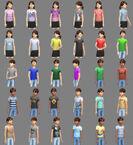 Les Sims 4 Concept 3D 12
