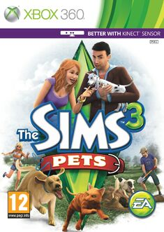 The Sims 3 Pets - Xbox 360 box art.jpg
