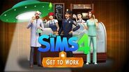 Get to Work Expansion Demo - Sims 4
