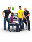 Les Sims 4 Render 35