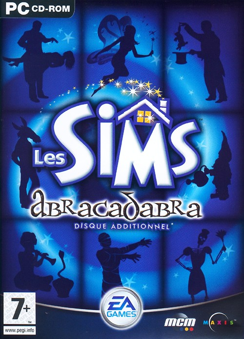 Les Sims: Abracadabra