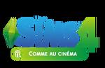 Logo Les Sims 4 Comme au cinéma
