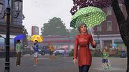 TS3 seasons spring rain