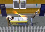 The Sims Bustin' Out Screenshot 03