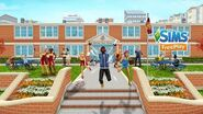 The Sims FreePlay Downtown High School Update Trailer