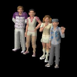 Семья Бентон