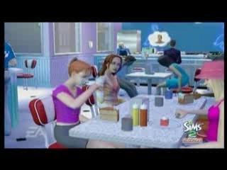 Les Sims 2 Nuits de Folie - Trailer 1