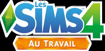 Logo Les Sims 4 Au Travail.png