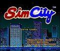 SimCity SNES