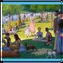 Воскресный день на острове Гранд-Жатт