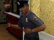 James Reed Police Uniform