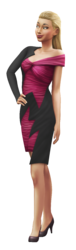 Les Sims 4 Moschino Render 05