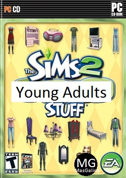 The Sims 2: Young Adults Stuff