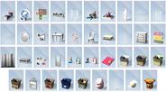 Sims4 Papas y Mamas Objetos 2